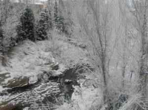 paisaje invernal