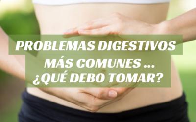 Problemas digestivos más comunes: una solución para cada afección